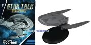 Star Trek Discovery Starships Collection #9 USS Clarke NCC- 1661 Eaglemoss